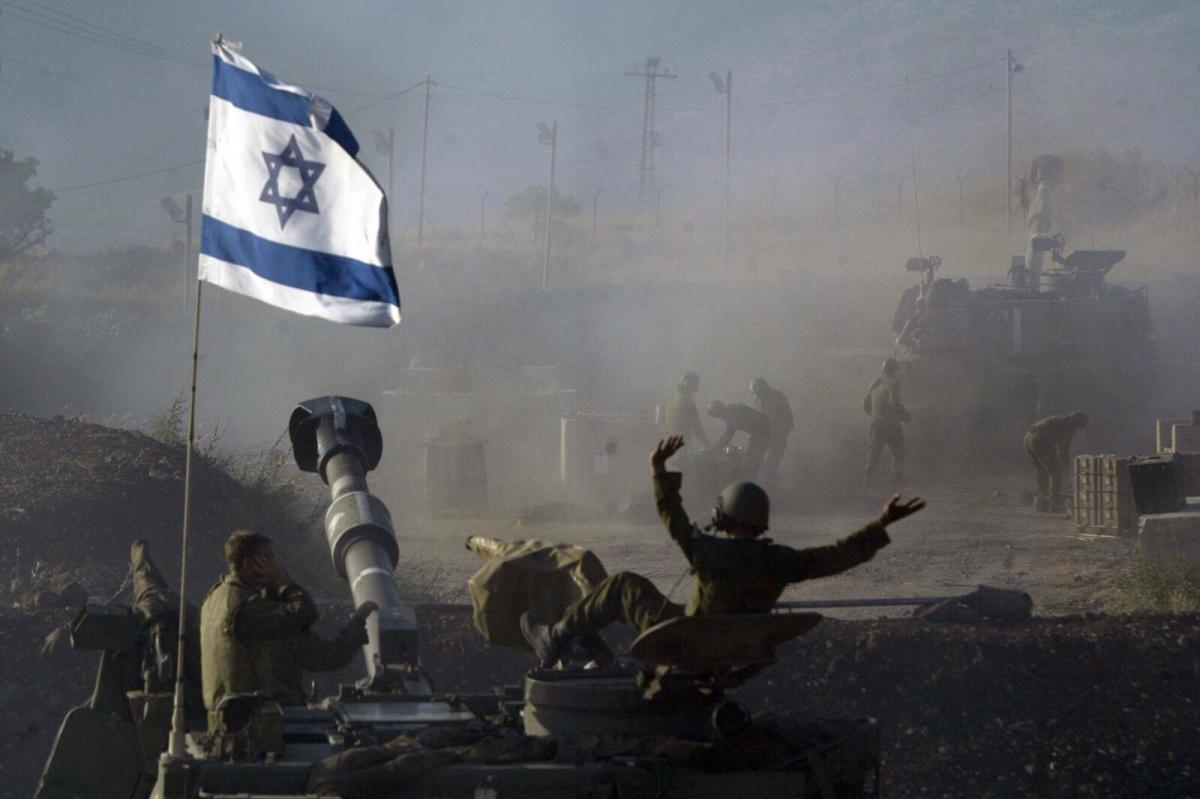 عاصفة الغضب ستضرب إسرائيل بعد ٤٨ ساعة ؟!